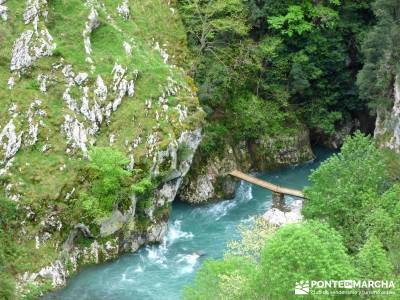 Ruta del Cares - Garganta Divina - Parque Nacional de los Picos de Europa;fines de semana